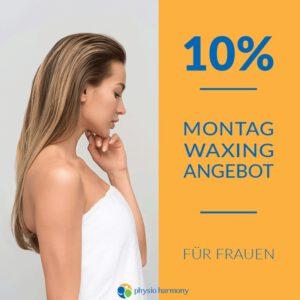 Unser Brazilian Waxing Angebot für Frauen