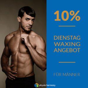Unser Brazilian Waxing Angebot für Männer