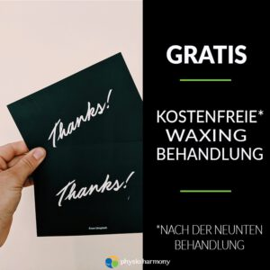 Unser Brazilian Waxing Treue Angebot
